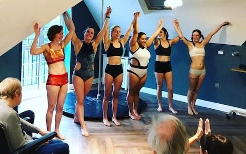 Care home hired pole dancers to put on show for elderly residents