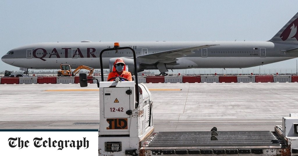 Qatar 'regrets' invasive searches of female passengers at Doha airport