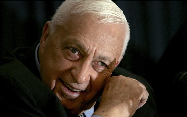 Why Ariel Sharon was important