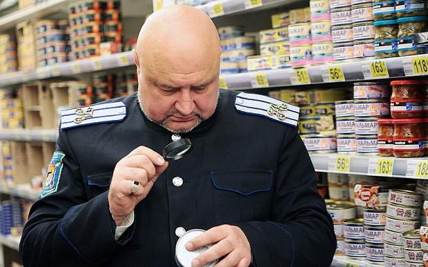 Putin's 'cheese war' on Europe leaves bitter taste in St Petersburg