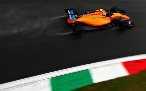 McLaren's teenage poster-boy Lando Norris pledges he will be no wildchild