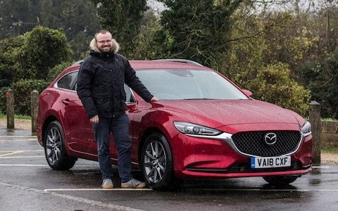 Mazda6 Tourer on long-term test: looks good – but is a diesel still worth considering?