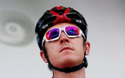Geraint Thomas withdraws from Road World Championships time trial