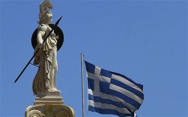 Greece enters deflation for first time in 45 years
