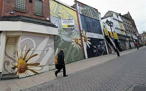 Half of high street retailers in danger of closing down