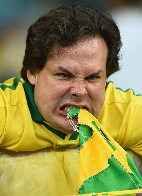 Brazil 1 Germany 7: The World Cup match that will echo down the years to the shame of host's proud history