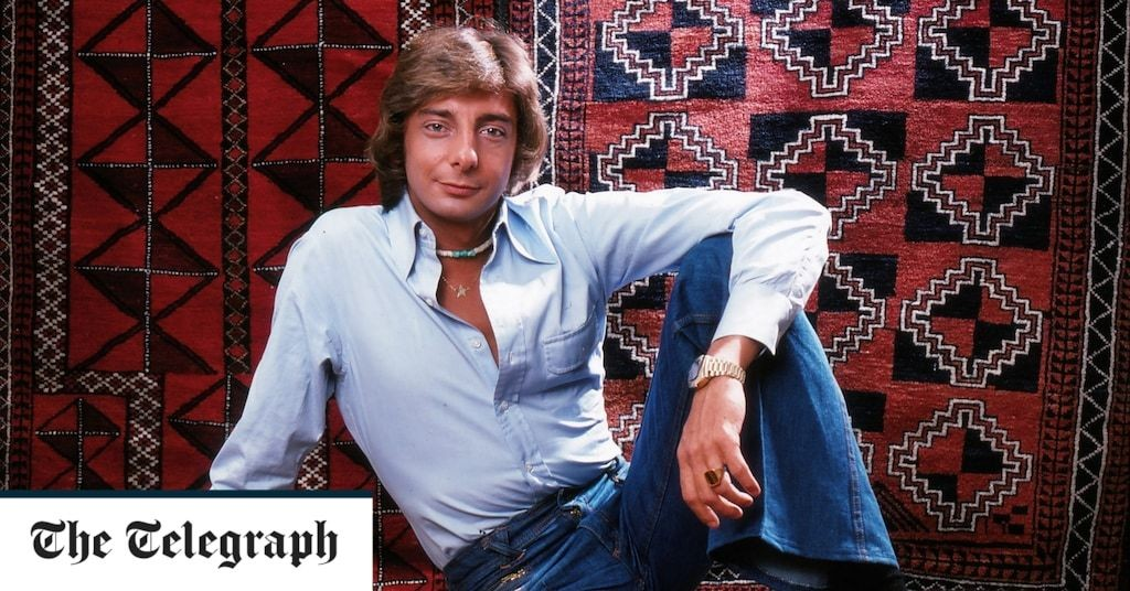 Barry Manilow sells treasure trove of hits to Hipgnosis