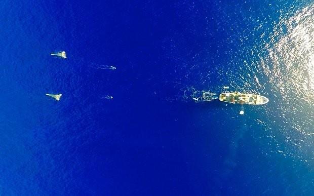 Oceans - Magazine cover