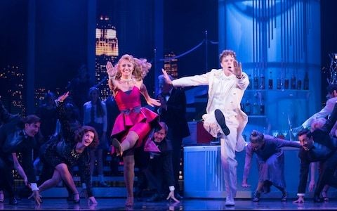 Big: The Musical, Dominion Theatre, review: a slightly unsettling, morale-boosting goofball delight