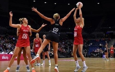 Why it's time you caught netball fever