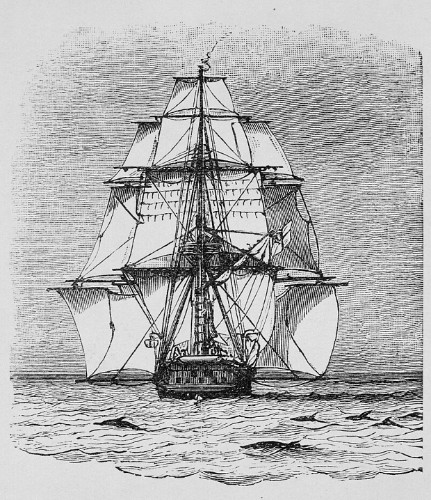 First picture of young Charles Darwin on HMS Beagle reveals shipmate squabbles