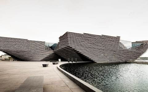 Kengo Kuma: Meet the Japanese architect behind the radical £80 million V&A outpost in Dundee