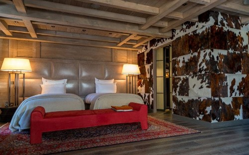 Inside €118,000-a-week Chalet La Datcha in Val Thorens