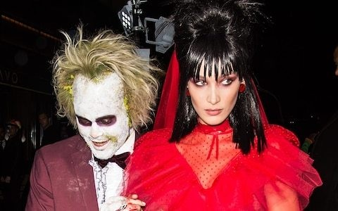 Freaky chic: The best 5 Halloween make-up looks of all time
