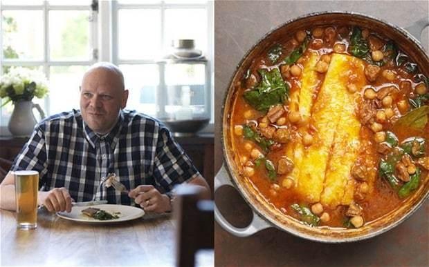 My favourite dish: Tom Kerridge's pot-roasted pollack recipe