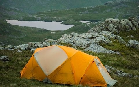 'Wild camping' scheme criticised for being too cosy is dropped by Government