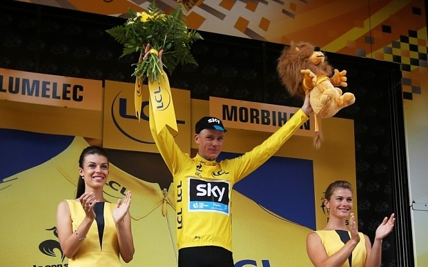 Tour de France 2015: Chris Froome's ride for glory under threat in data spying storm