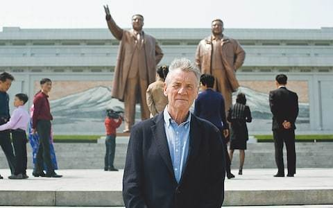 Inside the world's most secretive state: Michael Palin ventures to North Korea... and finds out what locals really think of Kim Jong-un