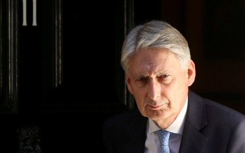 Philip Hammond: the Cabinet's most prominent Remainer may be gloomy, but he is seldom incorrect