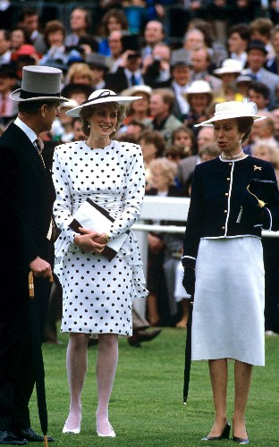 Ahead of Royal Ascot, look back at how the Royal family has dressed for the races over the years