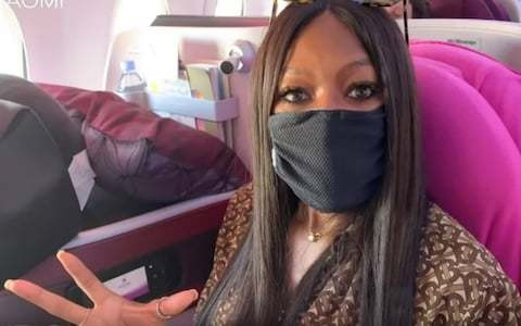 Naomi Campbell's right: In-flight germ levels can be sky-high