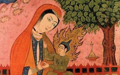 Christmas in the Koran — how Maryam gave birth to Jesus under a date palm