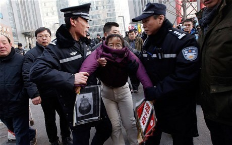 Chinese lawyers warn Communist Party will target legal teams