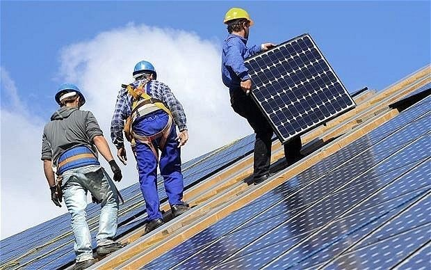 Ministers signal the end of Britain's 'solar revolution'