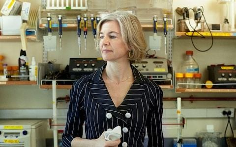 'I had nightmares about Hitler': meet Jennifer Doudna, the woman who unleashed the gene genie