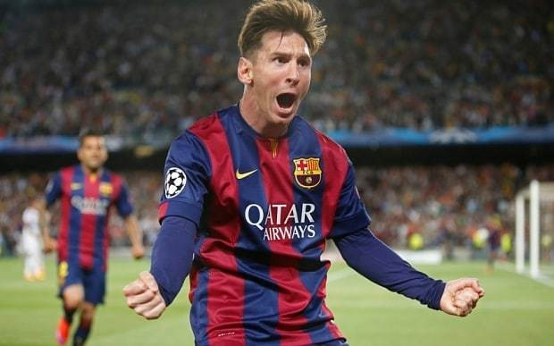 """Lionel Messi hailed as a """"player from another dimension"""" after Barcelona masterclass"""