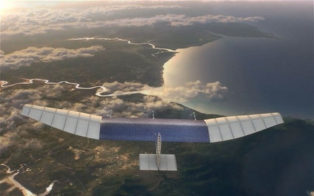 Facebook to use drones and satellites to bring internet to remote regions