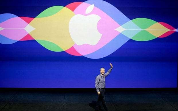 Apple's Tim Cook finally steps out of Steve Jobs' shadow