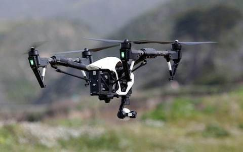 Police forces across the UK use Chinese-made drones amid US government security concerns