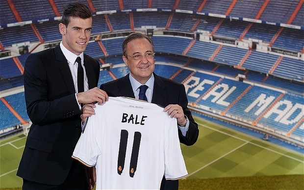 Gareth Bale claims not even Champions League would have stopped him moving from Tottenham to Real Madrid