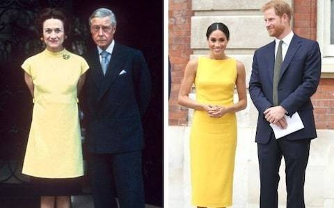 To stop history repeating, Meghan must learn from Wallis Simpson