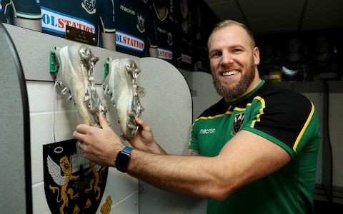 James Haskell: 'I earn the same now as I did when I was 20'