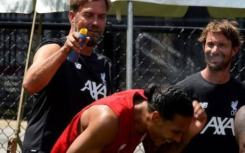 Liverpool Tour Diary: Jurgen Klopp pokes the Twitter bear, sleepy South Bend and Open mania hits the squad