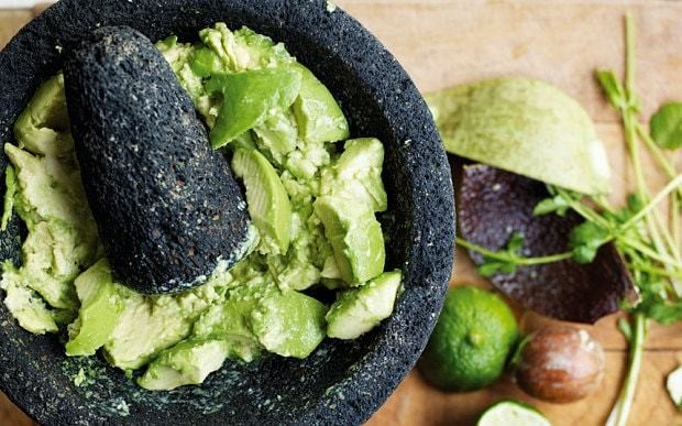 Thomasina Miers: how to make the ultimate guacamole