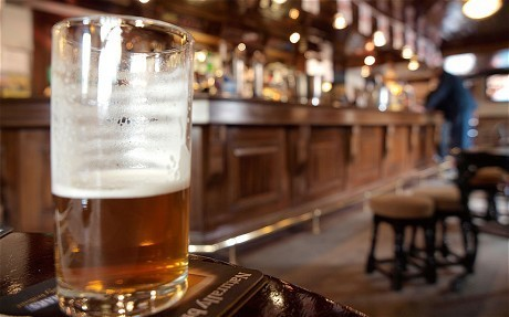 'Somali immigrants' cause pub closures, says minister