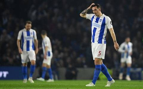Sleepwalking into relegation: why history suggests Brighton are in big trouble