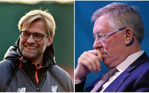 Sir Alex Ferguson 'worried' about Liverpool under Jurgen Klopp and admits Reds are among his five title contenders