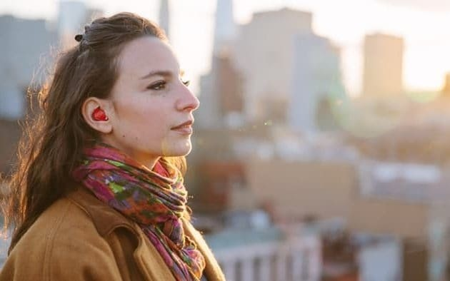 This earpiece can translate foreign languages as you speak
