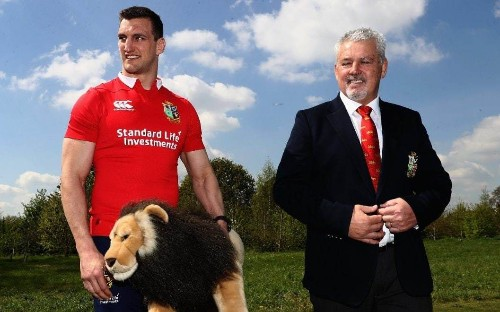 Sam Warburton: Warren Gatland will not replace Eddie Jones – he is an honorary Welshman now