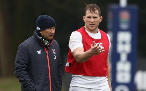 Eddie Jones demands explosive start from England in toughest test