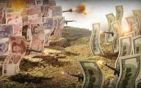 Currency war is the next phase of global conflict and Europe, the chief parasite, is defenceless