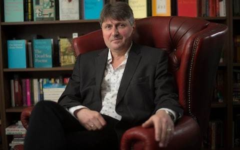 Of course Simon Armitage will be a good poet laureate – he's been doing it for years