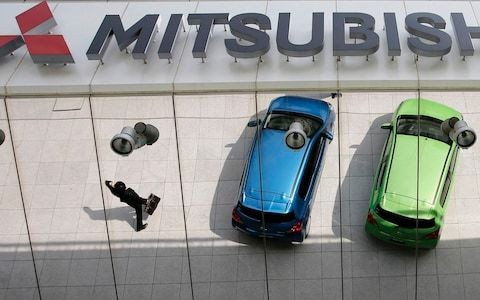 Mitsubishi employee referred to prosecutors over allegations he 'encouraged a trainee to commit suicide'