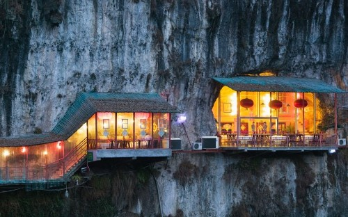 Amazing cave restaurants to put on your holiday bucket list - Telegraph