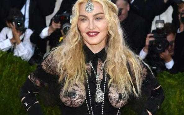 Madonna's naked flesh has taught me a lesson I'll never forget