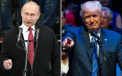 Trump-Putin alliance sparks diplomatic crisis as British ministers demand assurances from US over Russia